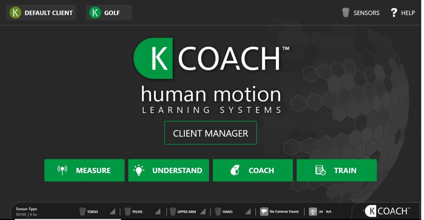 K Coach screenshot