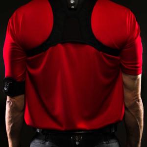 K Coach vest