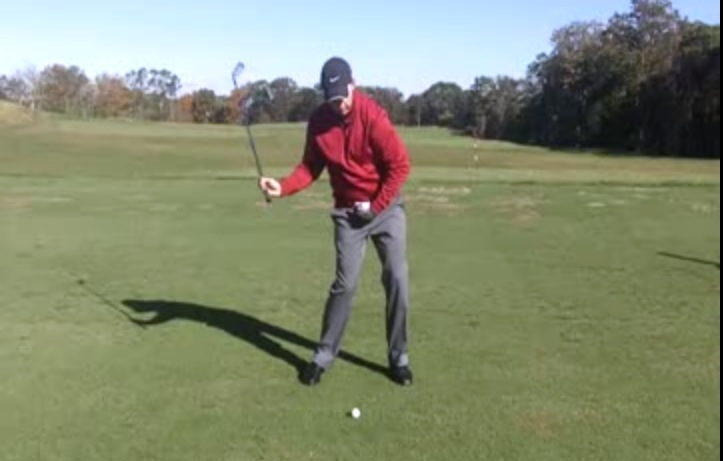 Start of Downswing
