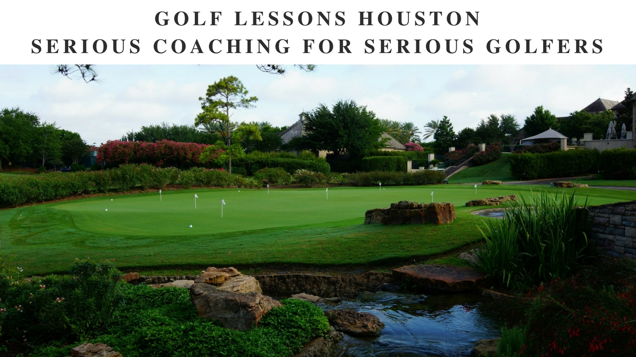 Golf Lessons Houston