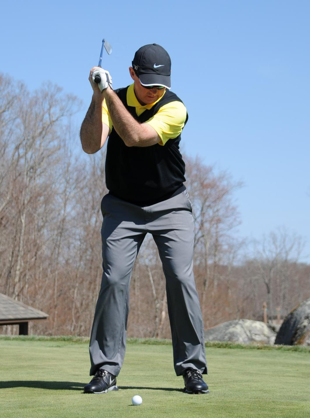 3 Keys to a Solid Backswing     Golf Lessons Houston TX